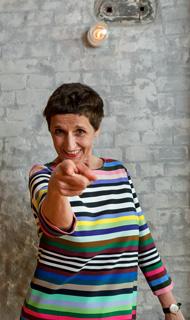 Ulrike Balzer Walzerlinksgestrickt Berlin